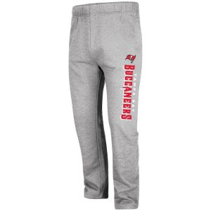 Men's Tampa Bay Buccaneers Majestic Heathered Gray Critical Victory Pants
