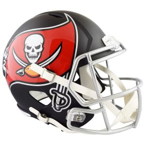 Riddell Tampa Bay Buccaneers VSR4 Mini Football Helmet