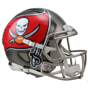 Riddell Tampa Bay Buccaneers Revolution Speed Full-Size Authentic Football Helmet