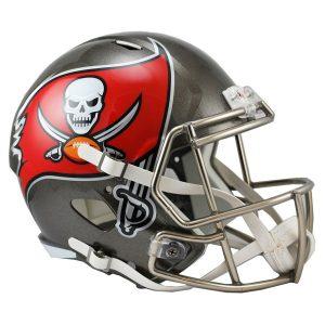 Riddell Tampa Bay Buccaneers Revolution Speed Full-Size Replica Football Helmet