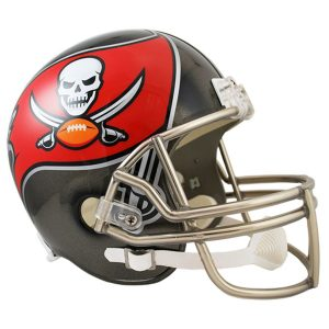 Riddell Tampa Bay Buccaneers VSR4 Full-Size Authentic Football Helmet