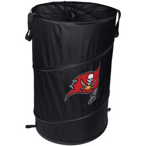 Tampa Bay Buccaneers Cylinder Pop Up Hamper