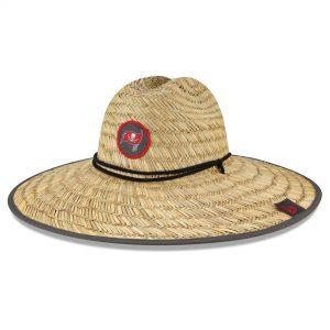 Tampa Bay Buccaneers New Era 2020 NFL Summer Straw Hat