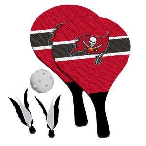 Tampa Bay Buccaneers 2-in-1 Birdie Pickleball Paddle Game