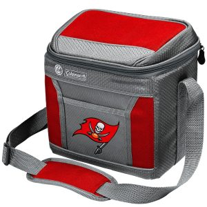 Tampa Bay Buccaneers Coleman 9-Can 24-Hour Soft-Sided Cooler